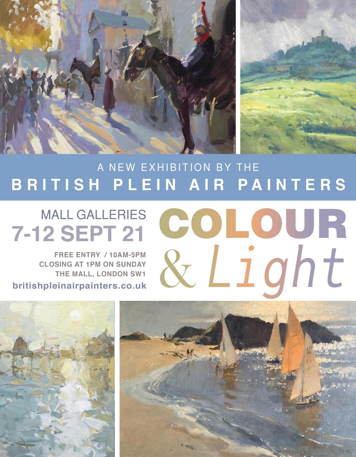 Colour and Light - British Plein Air Painters