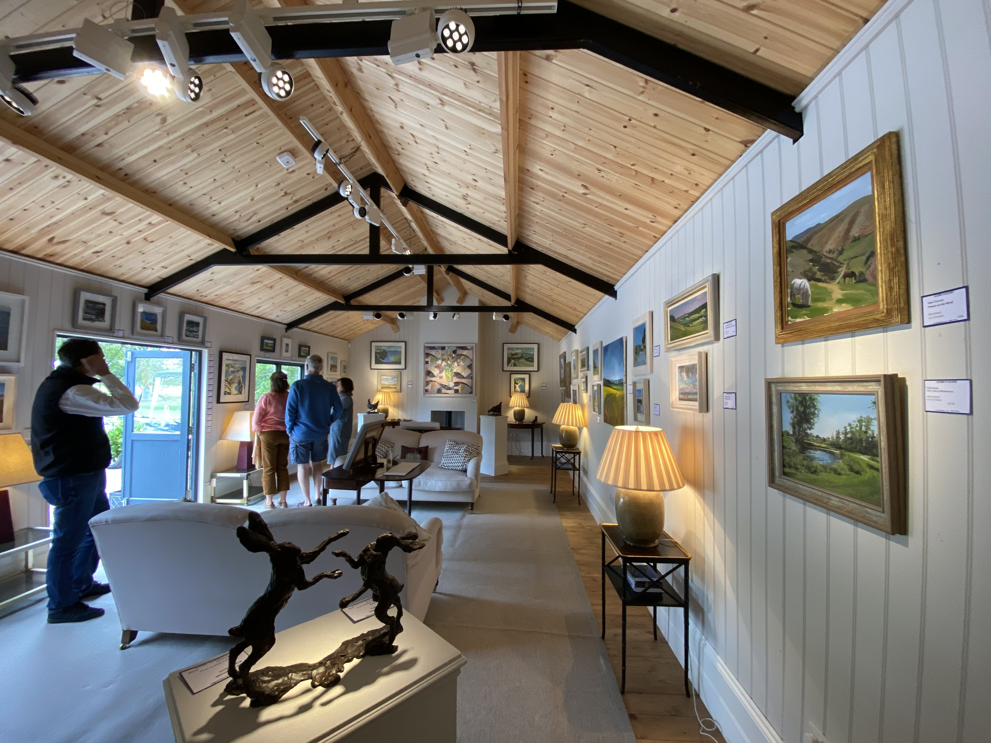 The Glebe Gallery Summer Exhibition 2020