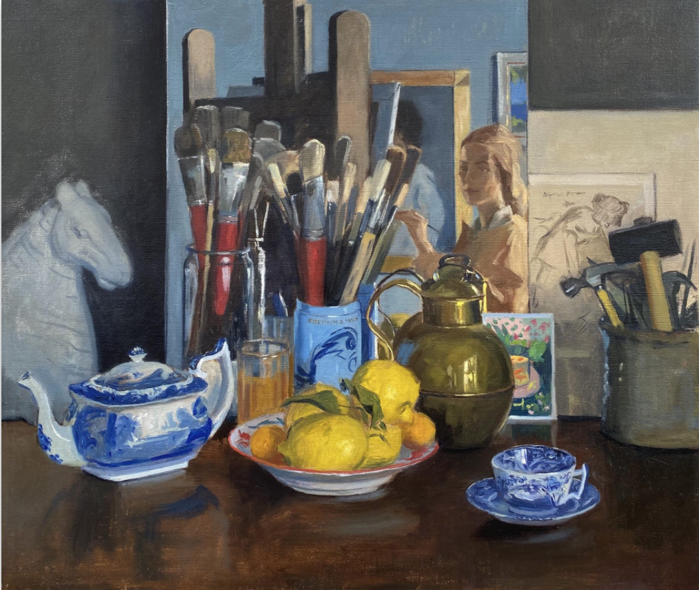 Daisy's work selected for the Society of Women Artist's Online Exhibition