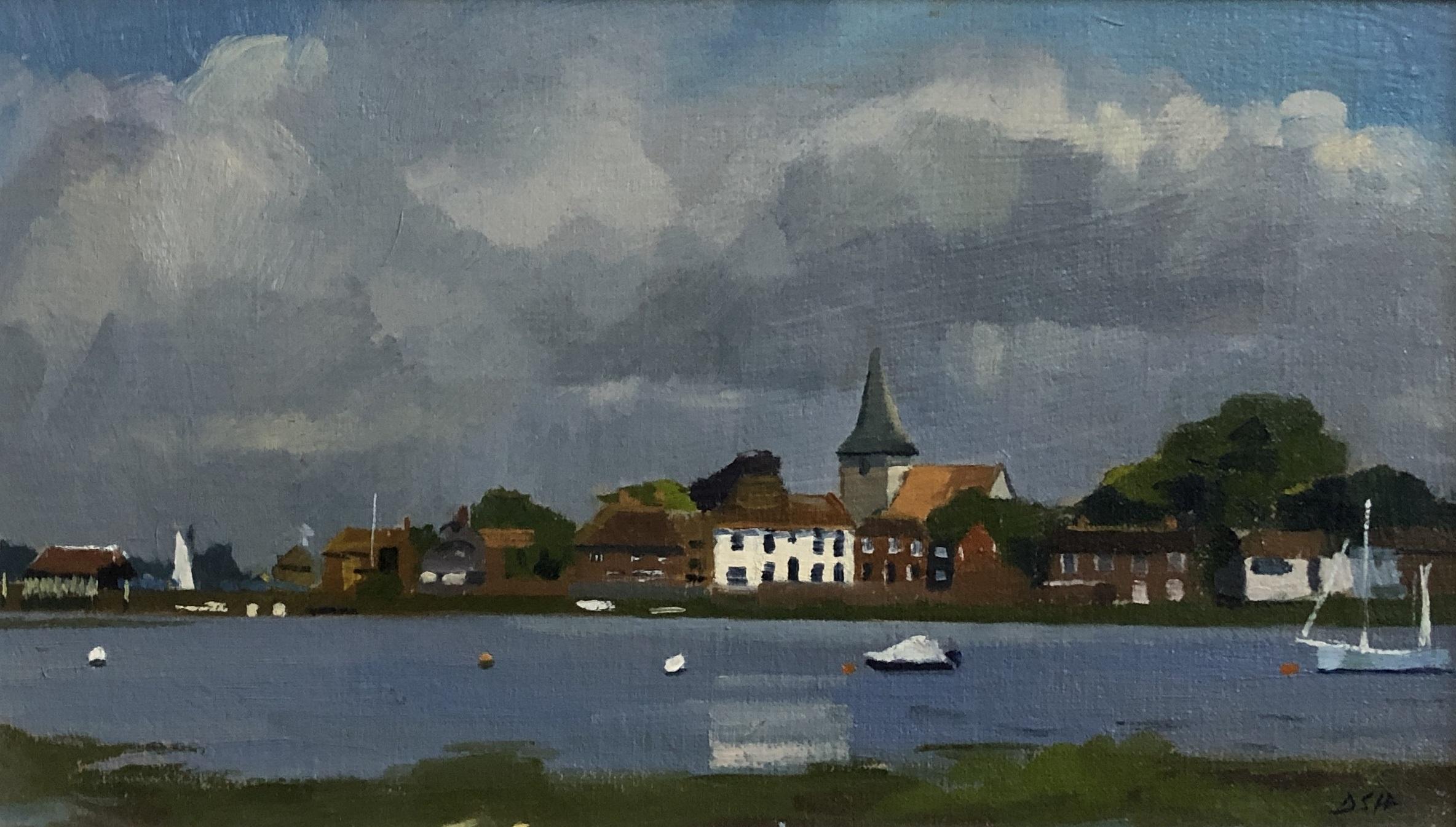 Bosham, Stormy Light