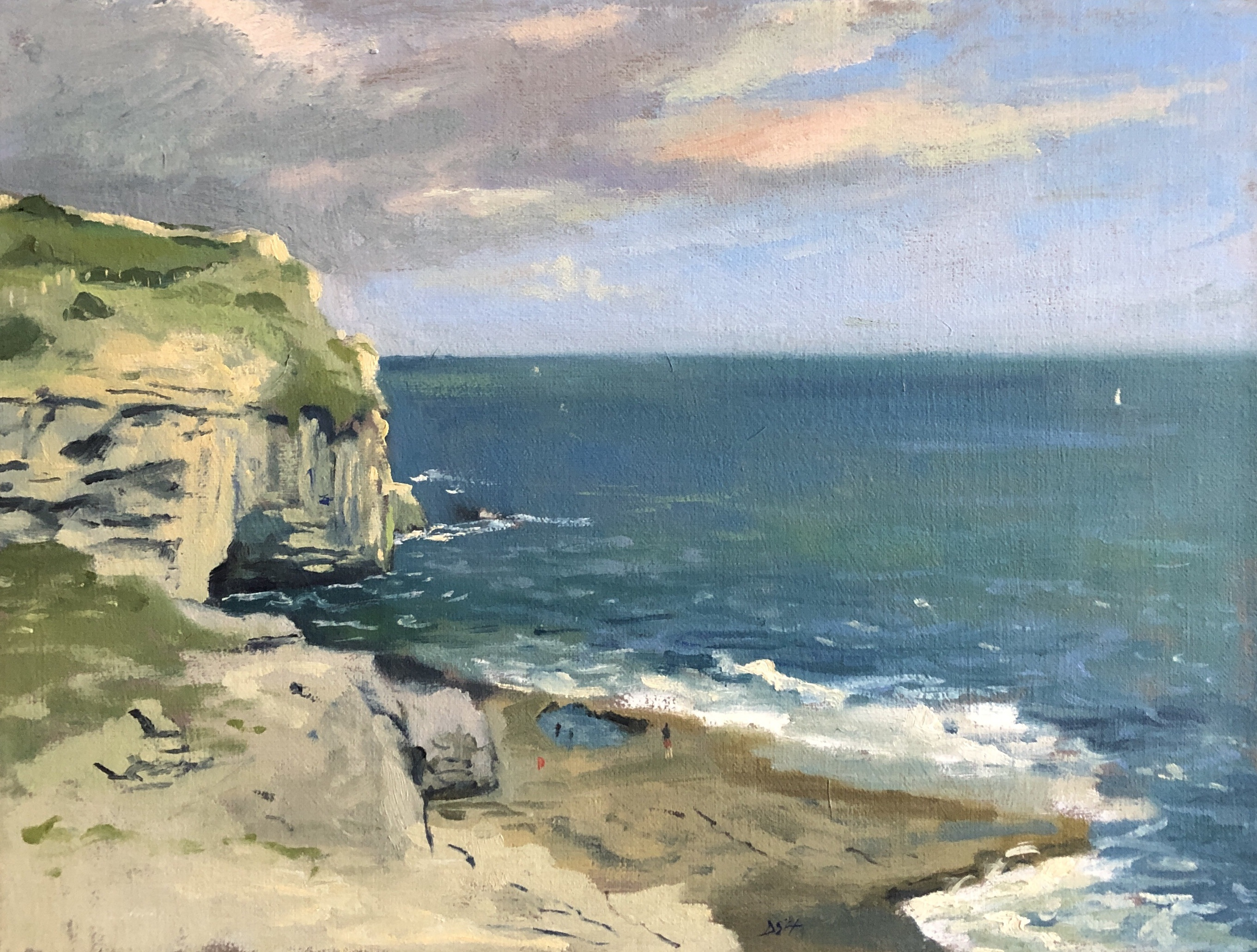 The Dancing Ledge
