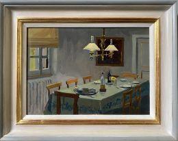 Cetona Dining room, Tuscany