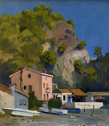 The Pink House, Taormina