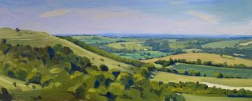 Distant Fields, Old Winchester Hill