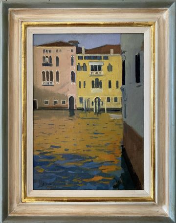 Evening Light, San Stae Venice
