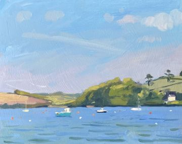 The Percuil River, St Mawes