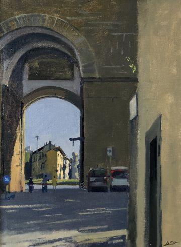 Porta Romana, Florence