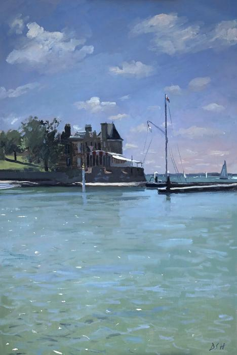 The Royal Yacht Squadron, Cowes