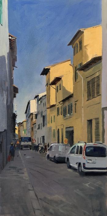Via de Leoni, Florence
